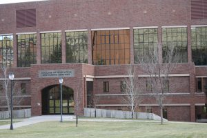Front of College of Education at MSU Billings, which houses MonTECH's Billings office