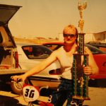 Scot Browne with trophy