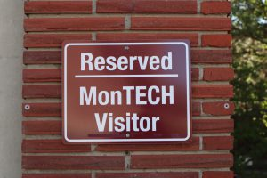 Reserved: MonTECH Visitor sign