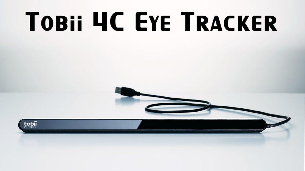 The Tobii 4C Eye Tracker
