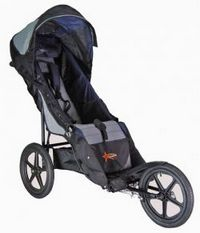 Axiom stroller with sun canopy